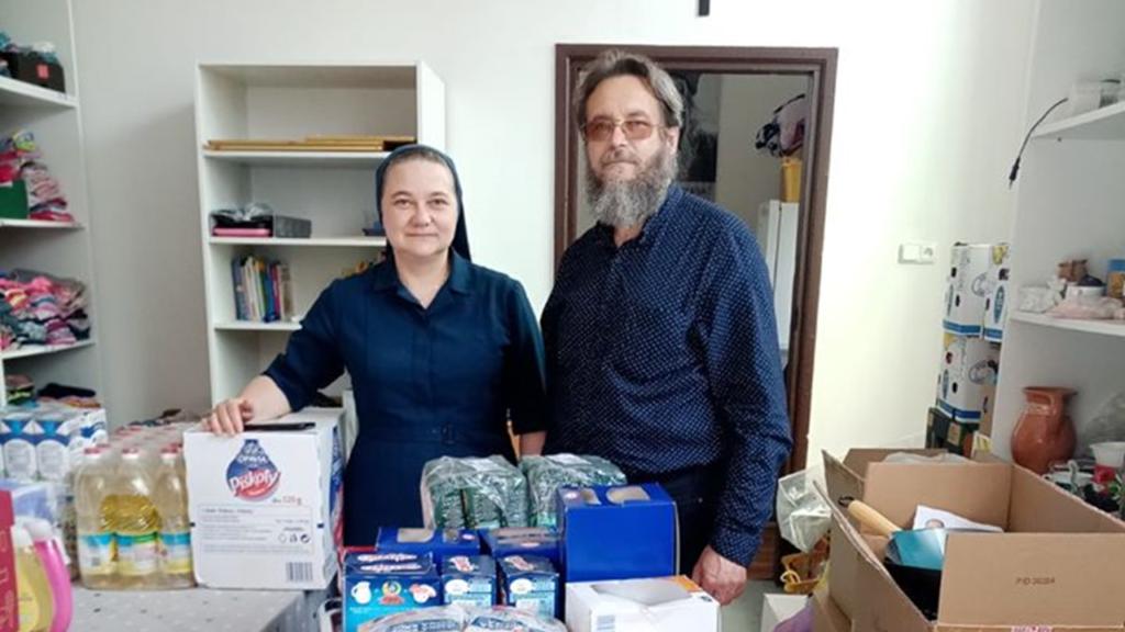 Centrum pomoci rodinám sv. Lujzy v Starej Boleslavi